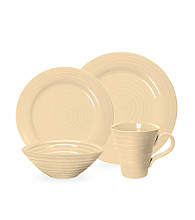 Sophie Conran for Portmeirion® Biscuit 4-pc. Place Setting