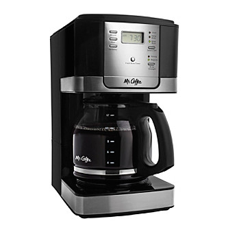 Mr. Coffee JWX27-NPA Coffee Maker - 12 Cup(s) - Black