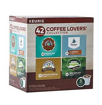 Keurig Coffee Lover's Collection Variety Pack - K-Cup Pods - 42ct