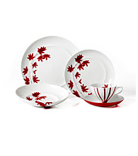 Mikasa® Pure Red 5-pc. Place Setting