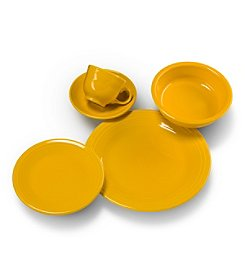 Fiesta® Dinnerware 5-pc. Place Setting + FREE GIFT