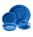 Fiesta 5Pc. Dinnerware Place Setting Set