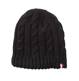 3124bc24 ... UPC 029407506380 product image for Tommy Hilfiger Chunky Fleece Lined  Cable Hat | upcitemdb.com ...