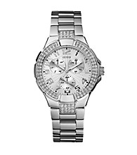 Guess Unisex Swarovski® Crystal Waterpro Watch