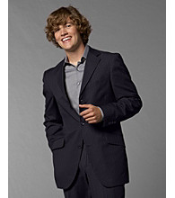 Billy London® Men's Navy Stripe Slim-Fit Suit Separates