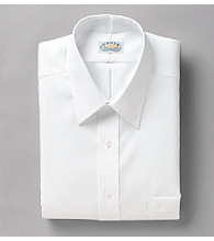 Eagle® Men's Pinpoint Dress Shirt - White