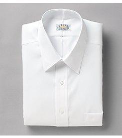 Eagle®  Men's Pinpoint Dress Shirt - White