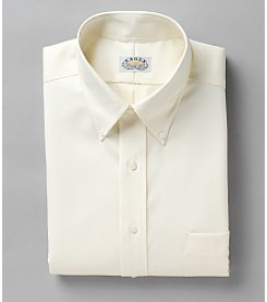 Eagle® Men's Pinpoint Buttondown Collar Dress Shirt
