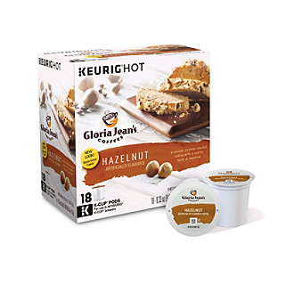 Keurig Gloria Jean's® Hazelnut 18-pk. K-Cup® Portion Pack