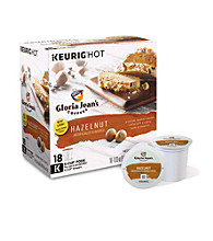 Gloria Jean's® Hazelnut 18-pk. K-Cup® Portion Pack