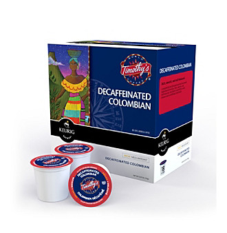 Timothy's World Coffee® Columbian Decaf 18-pk. K-Cup® Portion Pack