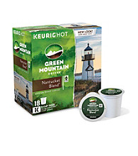 Green Mountain Coffee® Nantucket Blend 18-pk. K-Cup® Portion Pack