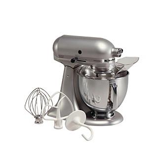 KitchenAid® Artisan® Silver Metallic 5-qt. Stand Mix