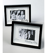 Malden Black Sentiment Frame