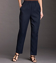 Briggs New York® Pull-On Pants