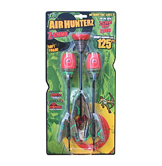 Zing Toys Z-Curve Bow - Air Hunter Refill Pack