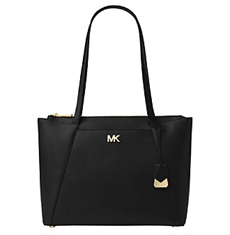 bb8eadca6a6544 UPC 191935678065 - Michael Kors Maddie Medium East West Top Zip Tote ...