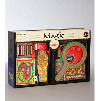 Melissa & Doug® Deluxe Magic Set