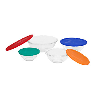 Pyrex® 8-pc. Storage Deluxe Bowl Set