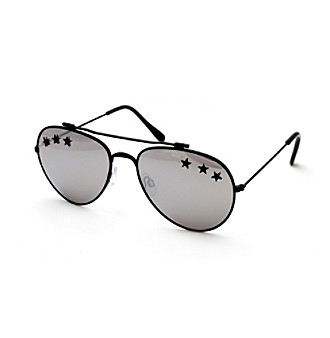 afb819ffb91 ... UPC 800445017720 product image for Steve Madden Star Printed Aviator  Sunglasses
