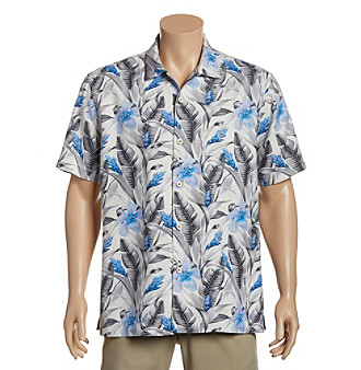 7a0fc5a3 UPC 719260249431. ZOOM. UPC 719260249431 has following Product Name  Variations: Tommy Bahama Men's Tulum Bloom Silk Shirt ...