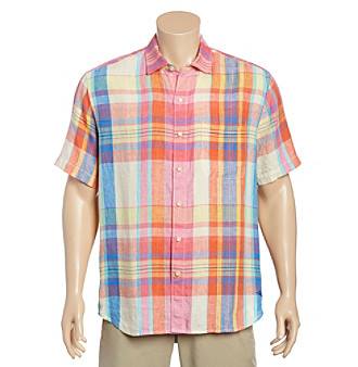 c7f5c499 UPC 719260247994. ZOOM. UPC 719260247994 has following Product Name  Variations: Tommy Bahama Men's Brillante Plaid Linen Shirt ...