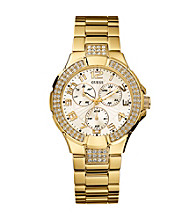 Guess Women's Goldtone Watch