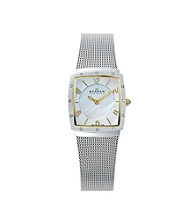 Skagen Denmark Women's Two-Tone Steel Watch