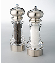 William Bounds Mary Dual Mill Salt & Pepper Gift Set