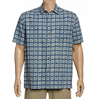 42f92576 UPC 719260249752. ZOOM. UPC 719260249752 has following Product Name  Variations: Tommy Bahama Men's Tulum Tiles Silk Shirt ...