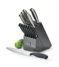 J. A. Henckels International EverEdge Plus 13-Piece Knife Block Set
