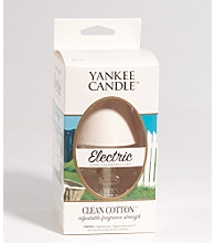 Yankee Candle® Electric Home Air Freshener - Clean Cotton®
