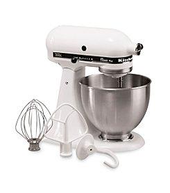 KitchenAid® 4.5-qt. White Classic Plus Stand Mixer
