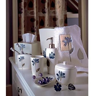 "Croscill® ""Spa Leaf"" Bath Collection"
