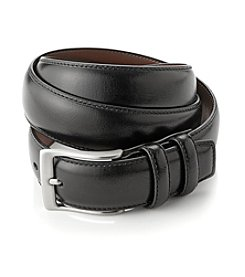 Perry Ellis Portfolio® Men's Madras 32MM Belt - Black