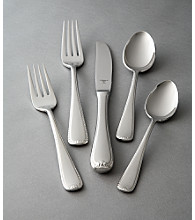 Gorham® Ribbon Edge Frost Flatware Collection