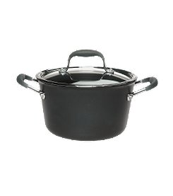 Anolon® Advanced 4.5-qt. Hard-Anodized Nonstick Covered Tapered Sauce Pot