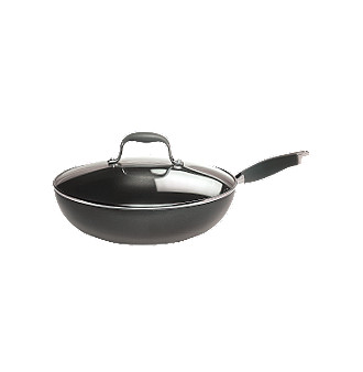"Anolon® Advanced 12"" Hard-Anodized Nonstick Covered Ultimate Pan"