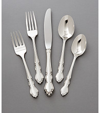 Oneida® Satin Dover 5-Piece Flatware Set