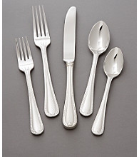 Lenox® Vintage Jewel™ Frosted 5-Piece Flatware Set