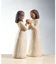 DEMDACO® Willow Tree® Figurine - Sisters By Heart