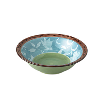 Pfaltzgraff® Patio Garden Serving Bowl