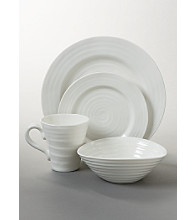 Sophie Conran for Portmeirion® White 4-pc. Place Setting