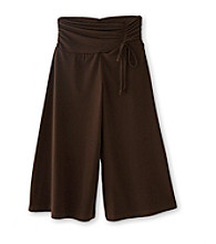 Amy Byer Girls' 7-16 Knit Gauchos