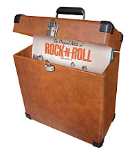 Crosley® CR401-TA Record Carrier Case