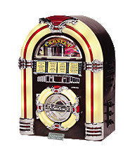 Crosley® CR11CD Mini CD Jukebox