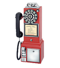 Crosley® CR56 1950s Payphone