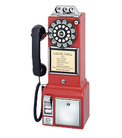 Crosley® CR56 1950's Payphone