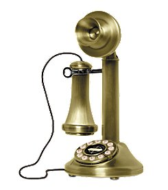 Crosley® CR64 Candlestick Phone