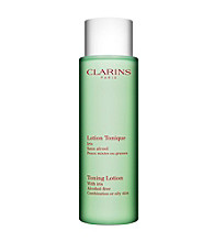 Clarins® Toning Lotion with Iris For Oily/Combination Skin